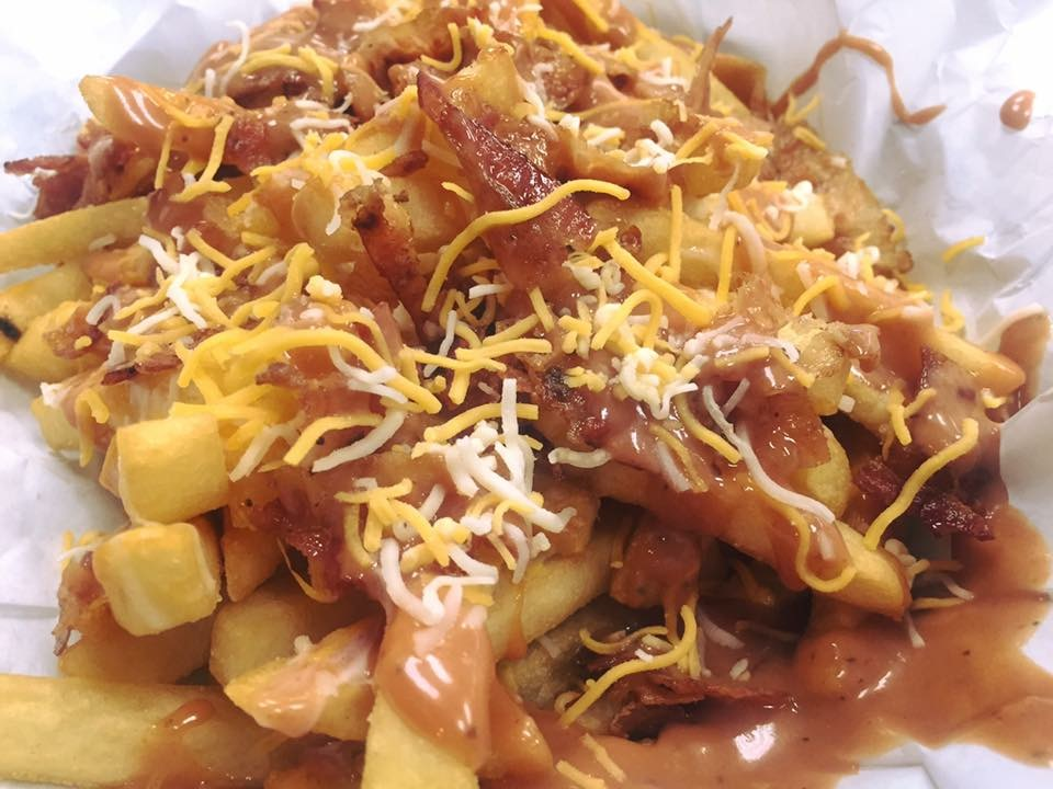 Bacon Cheese Fry